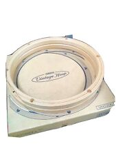 "Yamaha Vintage Wood Hoops 12"" 6 Hole Tom"