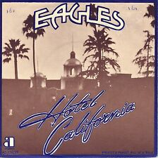 "7"" Eagles – Hotel California // Dutch 1977"