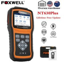 Foxwell NT630 Plus OBD2 Automotive ABS Airbag Reset Diagnostic Scanner Tool US