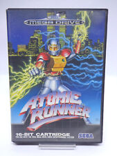 SEGA Mega Drive - Atomic Runner (mit OVP) 11432814