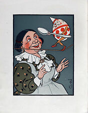 Children Humpty Dumpty Sing song of sixpence Nursery poster Bedroom Prints  A4