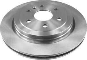 Disc Brake Rotor-Performance Plus Brake Rotor Rear Tru Star 493114
