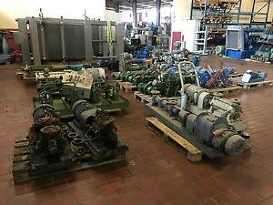 Pumpen Kraftstoffpumpen Dieselpumpen Kreiselpumpen Exzenterschneckenpumpen