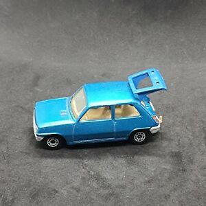 Matchbox Superfast Renault 5TL #21 Vintage Die-Cast Vehicle 1-75 Lesney 1978