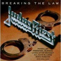 "JUDAS PRIEST ""BREAKING THE LAW"" CD NEUWARE"