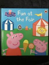PEPPA PIG - FUN AT THE FAIR & PEPPA GOES SWIMMING - BRAND NEW - TWO BOOKS BOUND