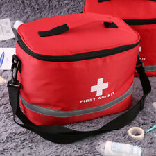 Sports Camping Hiking Home Medical Emergency Survival First Aid Kit Bag Outdoors