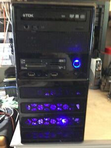 Vintage Circa-2009 AMD Phenom II x4 2GB DDR2 80GB HDD 9400GT Video