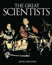 The Great Scientists,Farndon, John,Excellent Book mon0000065318