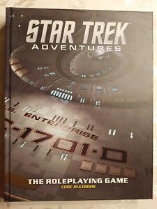 Star Trek Adventures: Core Rulebook Limited Edition