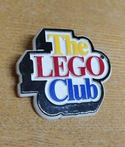 Vintage & Retro Lego Club Badge 80s 90s Collectable - FREE UK P&P