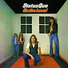 STATUS QUO ( NEW SEALED CD ) ON THE LEVEL ( REMASTERED + 5 BONUS TRACKS )
