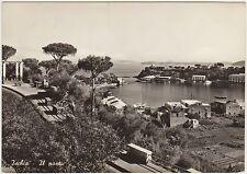 ISCHIA - IL PORTO (NAPOLI) 1956