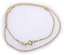 collar cadena en oro 333 Estable CADENA DE ANCLA 42cm DIAM Oro Amarillo Mujer