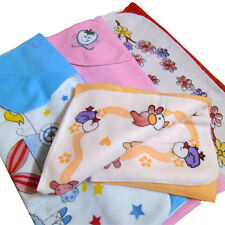 Set of 2 Double Layer Warm Soft Baby Blanket Quilt Wrapper for Baby / Infants