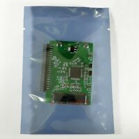 "mini pci-e Msata SSD to 44pin IDE adapter as 2.5"" toshiba HDD for IBM laptop 209"