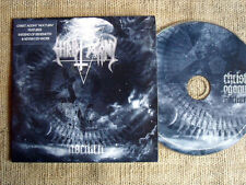 Christ Agony ‎– Nocturn   – CD BLACK METAL POLAND