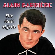 CD Alain Barrière : Elle était si jolie