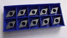 10 x Wendeplatten  DCMT 11T304-HF Cermet  NEU!! Mit Rechnung!!