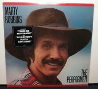 MARTY ROBBINS THE PERFORMER (NM) 35446 LP VINYL RECORD
