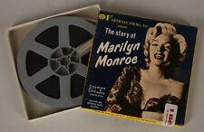 Original Official Films, Inc The Story of Marilyn Monroe Super 8 / 8mm Film Reel
