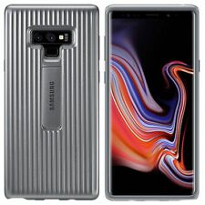 Samsung Galaxy Note 9 Protective Standing Cover silver
