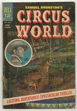 Circus World (1964) #nn Movie Classic 12-115-411 John Wayne Photo Cover Good+
