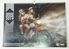 Simson Kalender Erotikkalender 2019 Tuning S50 S51 S70 S53 Star Schwalbe SR50