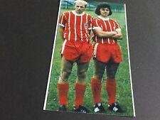 ERWIN HADEWITZ & NORBERT IVANGEAN FC BAYER MÜNCHEN signed Photo 9x15