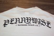 PENNYWISE Hermosa Beach CA T-Shirt MENS SMALL Punk Band