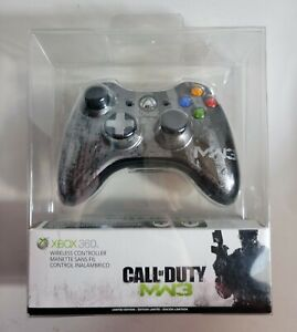 Call of Duty Modern Warfare 3 Limited Edition Wireless Controller Xbox 360 NEW