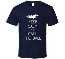 Keep Calm & Call The Ball | Navy Pilot / Naval Aviator T-Shirt