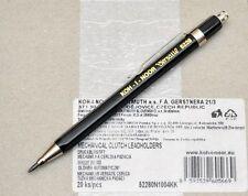 KOH-I-NOOR 5228 CN BLACK 2.0MM POCKET MECHANICAL PENCIL LEADHOLDER