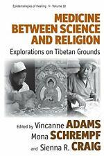 Medicine Between Science and Religion, Adams, Vincanne 9781782381228 New,,