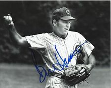 Bill Heath 1969 Chicago Cubs Wrigley Field Autographed Signed 8x10 Photo COA