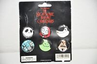 """Disney The Nightmare Before Christmas Jack Sally Movie Buttons Pins Badge 1"""""""
