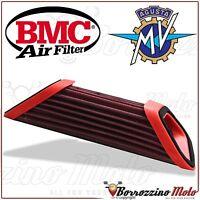 FM712/04 BMC FILTRO DE AIRE DEPORTIVO MV AGUSTA TURISMO VELOCE 800 2014-2015
