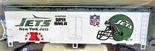 Mantua Ho 1991 Nfl New York Jets Super Bowl Box Car Nib
