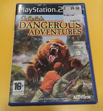Cabela's Dangerous Adventures  GIOCO PS2 VERSIONE ITALIANA