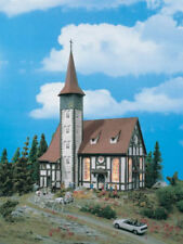 Vollmer 43768 Kirche Altbach Fachwerk H0 Bausatz Neu