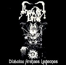 Thou art Lord-diabolou archaes legeones-CD-NEUF
