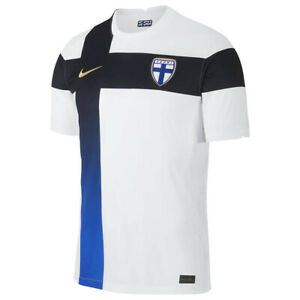 Finland Home Shirt 2020-2021 Suomi Jersey
