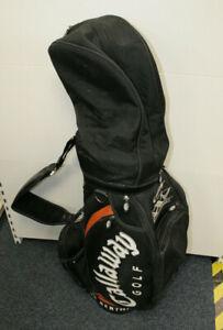 Callaway Big Bertha HX Tour XXV Staff Bag / 6-Way / Black, Orange / CAGCAR086