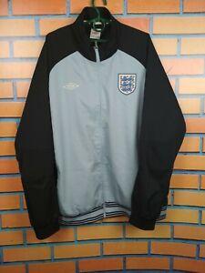 England Jacket Size XXL Full Zip Umbro Football Soccer