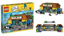 LEGO Simpsons Kwik E Mart # 71016 Sealed (NEW)