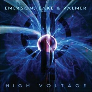 EMERSON LAKE & PALMER - HIGH VOLTAGE - 2 CD - 2743614 - Sanctuary Universal