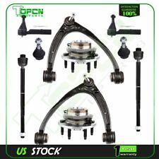 For 07-13 Chevy Silverado GMC Sierra 1500 Control arm Wheel Bearing Tie rod 4x4
