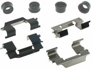 Rear Brake Hardware Kit 8NGR67 for Traverse SSR Trailblazer EXT 2012 2002 2003