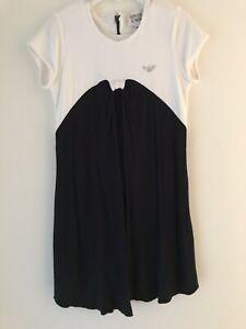 Stunning Girls Armani dress Designer Good condition size 5Y