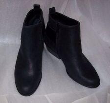 WOMEN'S MODELLISTA LOOP ANKLE BOOTS / BLACK ,MULTIPLE SIZES NEW IN BOX MSRP$100